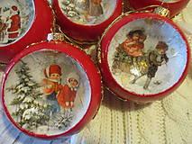 Dekorácie - Vianočné ozdoby - 12652323_