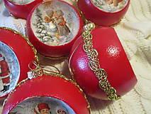 Dekorácie - Vianočné ozdoby - 12652324_