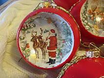 Dekorácie - Vianočné ozdoby - 12652325_