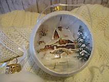 Dekorácie - Vianočné ozdoby - 12652419_