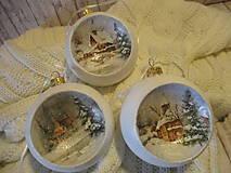 Dekorácie - Vianočné ozdoby - 12652421_