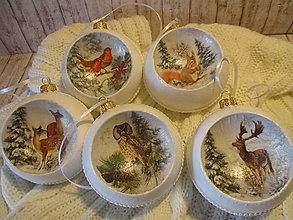 Dekorácie - Vianočné ozdoby - 12652371_