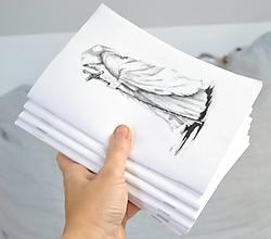 Papiernictvo - náhradný zošit do midori zápisníkov - A5 - 12650664_