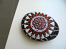 """Dekorácie - kameň 4 zo série """"RADOSŤ A ŠŤASTIE"""" - 12652240_"""
