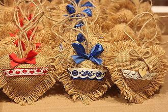 Dekorácie - Vianočná kolekcia vintage vianočných ozdôb - 12651390_