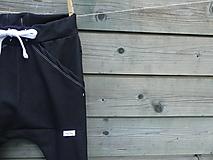 Detské oblečenie - Nohavice pre diabetikov - 12648847_