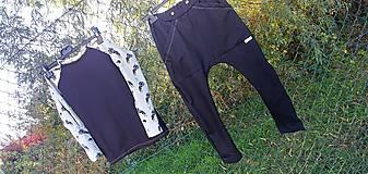 Detské oblečenie - Tričká pre diabetikov - 12648882_
