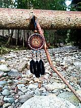 Dekorácie - Mandala tajomného lesa - 12659162_