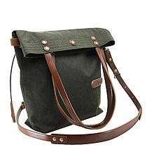 Veľké tašky - Dámská taška MARILYN GREEN 3 - 12656492_
