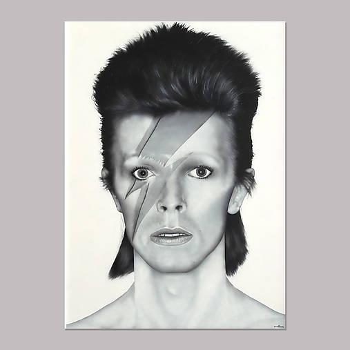 Bowie grafika