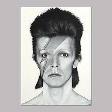 Grafika - Bowie grafika - 12655657_