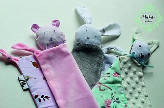 Textil - Detské mojkáčiky - 12656999_