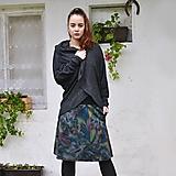 Sukne - Áčková sukně Kaleidoscope - 12658353_