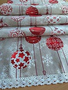 Úžitkový textil - Štóla gule - 12672023_