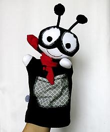 Hračky - Maňuška mravček  - 12671356_