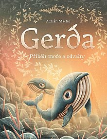Hračky - Gerda - Příběh moře a odvahy (CZ) - 12671813_