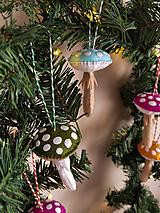 Dekorácie - Hrýbiky na dekoráciu (hnedý hlúbik) - 12668069_
