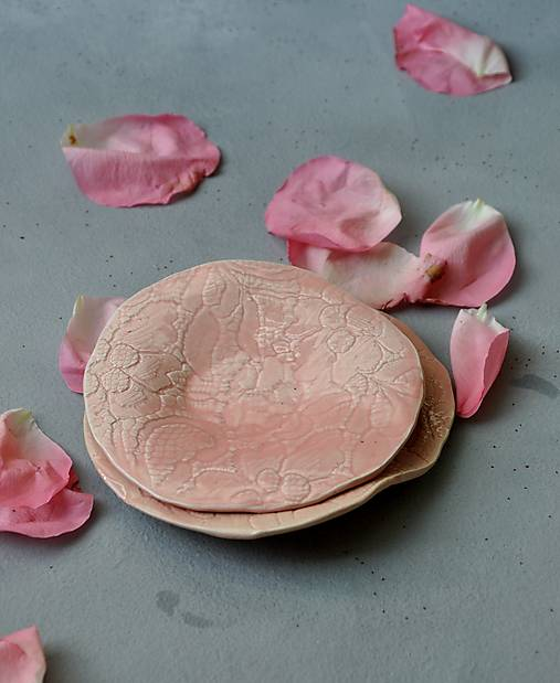 tanierik podšálka kruhová