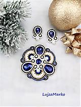 Sady šperkov - Brittany sada v darčekovom balení - 12670640_