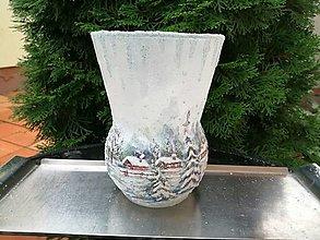 Dekorácie - váza - 12666862_