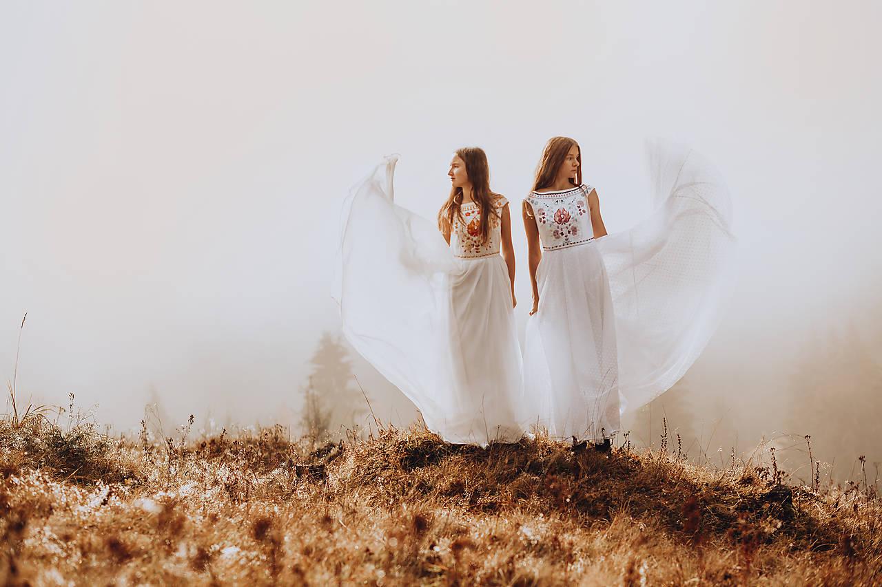 Svadobné šaty Podpoľanie