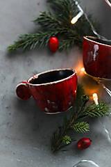 Nádoby - Malé Vianočné espresso - 12676845_