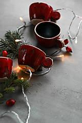 Nádoby - Malé Vianočné espresso - 12676846_