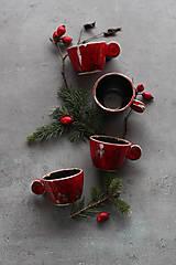 Nádoby - Malé Vianočné espresso - 12676873_