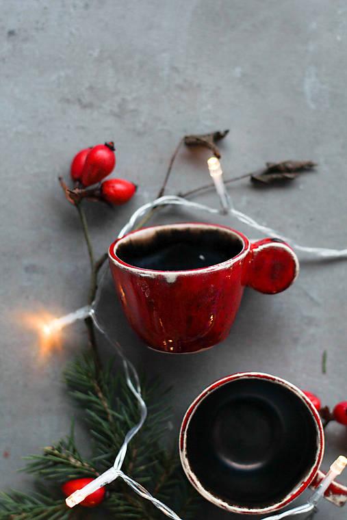 Malé Vianočné espresso