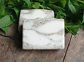 Drogéria - MAGNESIUM SOAP  horčíkové solné mydlo - 12672628_