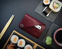 Kožená peňaženka OrigaMa