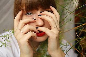 Prstene - minimalista - 12674981_