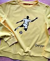 Detské oblečenie - Futbalista - 12675959_