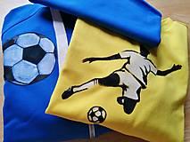 Detské oblečenie - Futbalová lopta - 12675975_