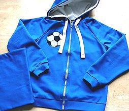 Detské oblečenie - Futbalová lopta - 12675974_