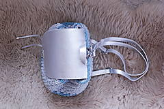 Batohy - Ruksak Silver - 12676838_