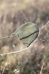 Doplnky - ...pánska čiapka oversized DARK GREEN - 12678697_