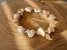 Náramky - Bohemian náramok thajská perla - 12676951_