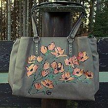 Kabelky - Maľovaná kabelka 47 - 12679714_