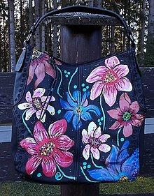 Kabelky - Maľovaná kabelka 48 - 12679882_