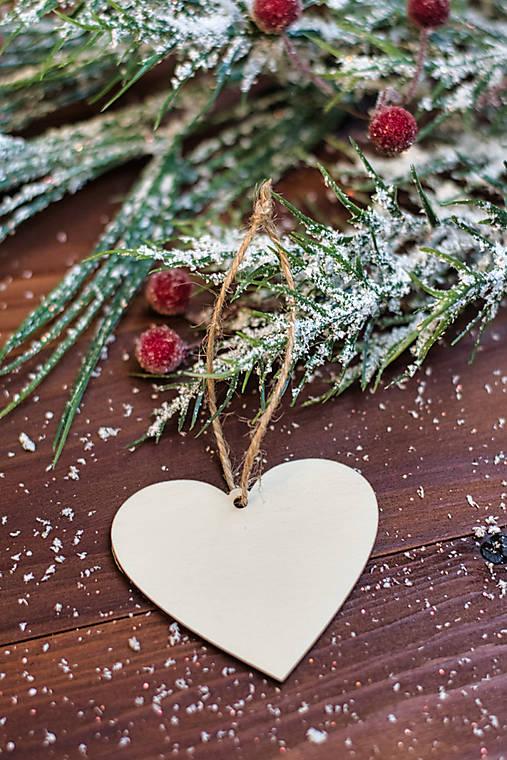 Vianočné srdiečko