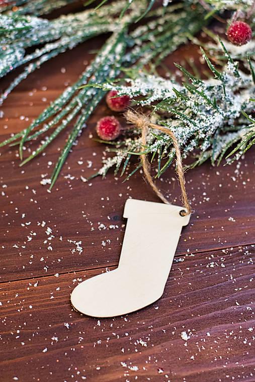 Vianočna čižma