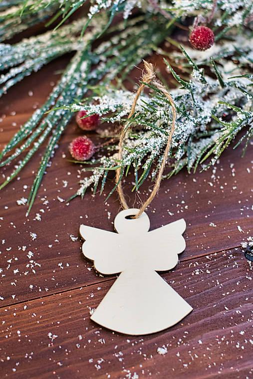 Vianočný anjel