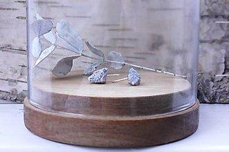Náušnice - minerálne - 12680157_