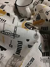 Úžitkový textil - Ľanové utierky III. - 12677021_