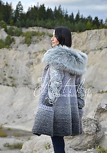 Kabáty - Kabátik Silver Fox - 12686727_