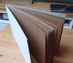 Papiernictvo - kniha čistá - 12683153_