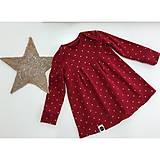 Detské oblečenie - Vianočná hviezda - 12683780_