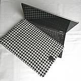 """Na notebook - Puzdro na 13"""" notebook (väčšia kohútia stopa) - 12684861_"""