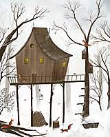 Papiernictvo - Vevericky / Vianocny pozdrav  - 12691770_